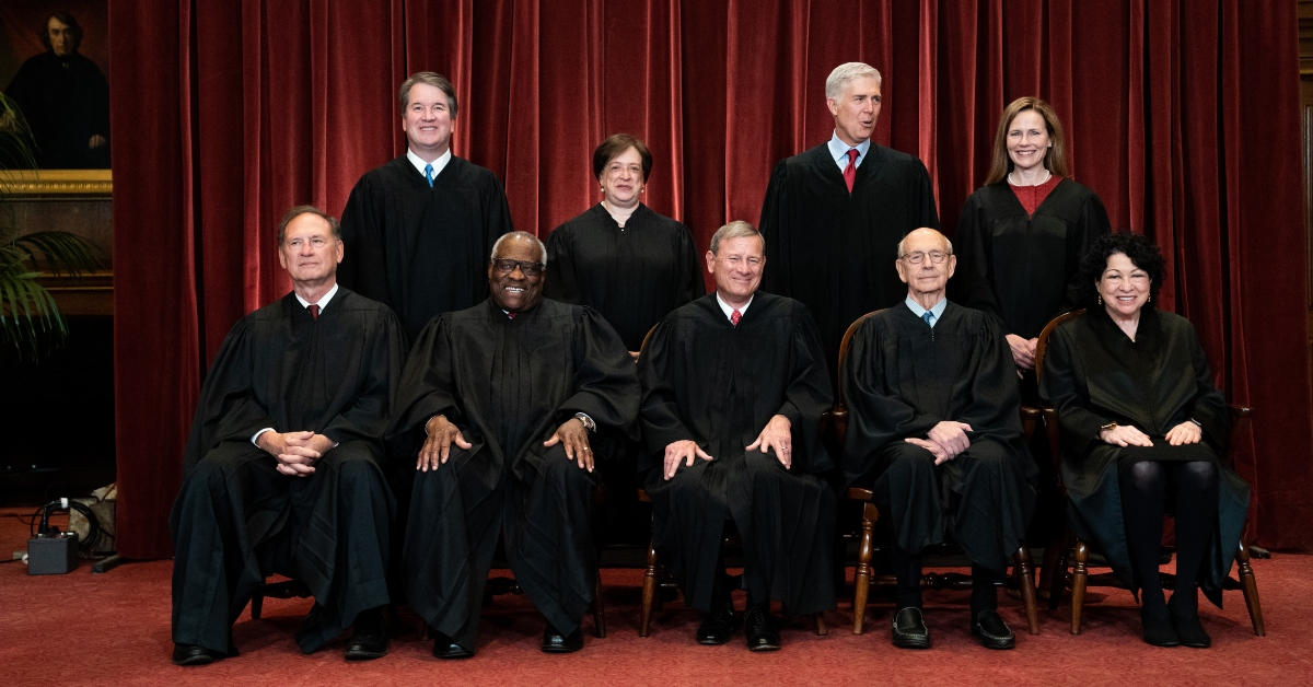 Two Conservatives Step Down From Supreme Court Commission