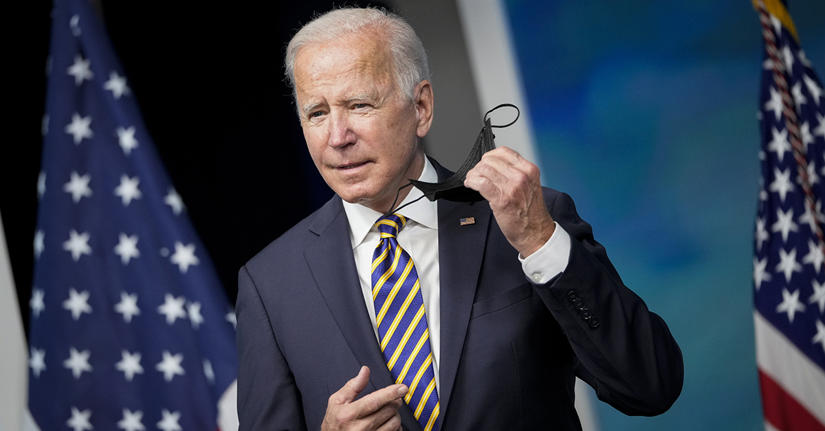 Biden Announces Vaccine Mandate For Private Sector Coming Soon