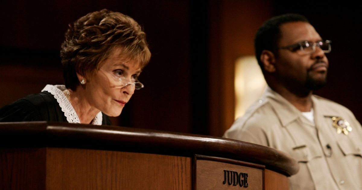 Report: Judge Judy Ditches Longtime Bailiff Because of Cost Concerns